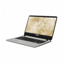 Asus VivoBook A407UF-BV062T Fingerprint Laptop - Gold