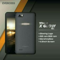 EVERCOSS R45 4.5INCH. QUADCORE. RAM 1GB