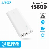 PowerBank Anker PowerCore 15600mAh - A1252
