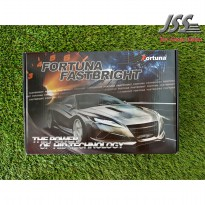 HID Fortuna Fash Bright H4-6000K