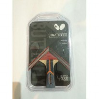 Bet / Bat Pingpong Tenis Meja Butterfly Stayer 3000