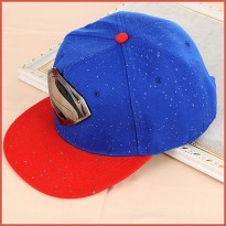 Topi Superman Biru FH61329