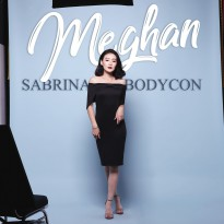 Jo & Nic Meghan Sabrina Bodycon Dress - Dress Bodycon / Dress Midi Wanita