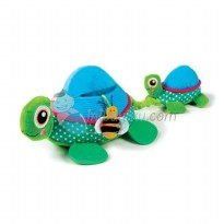 Oops Best Friend Happy! Multi-Activity Toy Turtle Cookie Color Blue Green Age 3M+