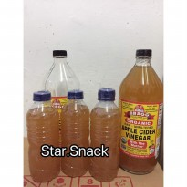 300Ml Repack Pure 100% Bragg Apple Cider Vinegar with Mother