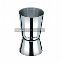Shuma Stainless Steel Measurement Cup / Zigger / Cup Takar 20ml/30ml
