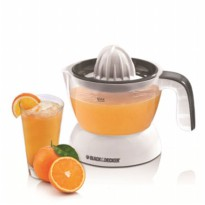 Black+Decker Citrus Juicer 30 Watt 0.5 Liter CJ200B1