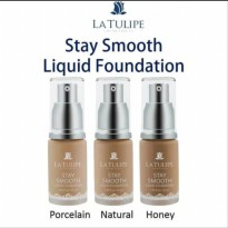 Latulipe Stay Smooth Liquid Foundation