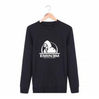 Sweater Recovery Eminem Pullover - Hitam