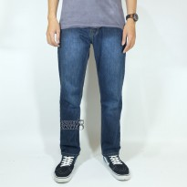 NHS Jeans Regular Fit - Navy Blue