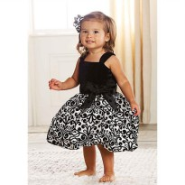 Mudpie Damask Party Dress #167218 - Baby&Kids
