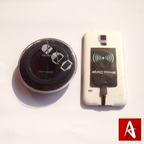 PROMO Wireless Charger Qi Charger Universal Samsung Lenovo Sony LG Blackberr