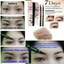 MONOMOLA EYEBROW - EYE BROW TATTOO