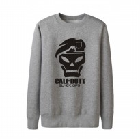 Sweater Call Of Duty Black Ops 1 - Abu-abu Misty
