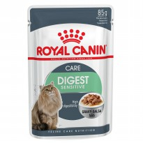 Royal Canin Digestive Care In Gravy Pouch 85gr