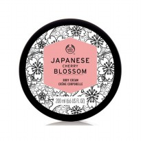 THE BODY SHOP JAPANESE CHERRY BLOSSOM BODY BUTTER 200ML