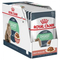 Royal Canin Digestive Care In Gravy Pouch 12x85 gr