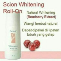 WHITENING ROLL ON