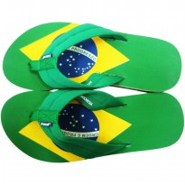 HDF sandal | BRAZIL [GREEN/YELLOW]