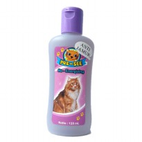Pus See Re-Energizing Anti Jamur 120ml. Shampoo Anti Jamur Kucing