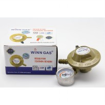Regulator meter Winn Gas 118 - WINN GAS W118M