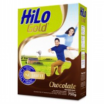 HiLo Gold Chocolate 750 gram