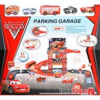Park Garage Cars Medium