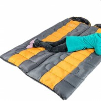 SLEEPING BAG WIND TOUR THERMAL ADULT DUAL MM0041
