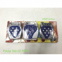 Pedal Set 02 RPM Isi 3pc