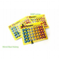 Monel Baut Kaleng 1pack Isi 40pc