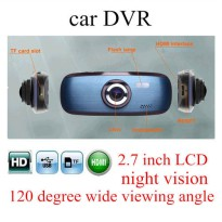 [globalbuy] lower price 120 degree wide viewing angle FULL HD 1080P 2.7 inch Car DVR H200 /4301066