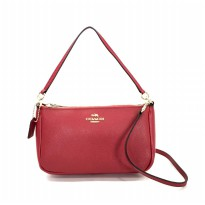 Coach Top Handle Pouch