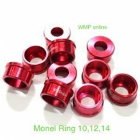 Monel Ring 10 1pack Isi 100pc