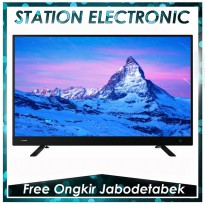 Toshiba 32L3750 HD Flat LED TV [32 Inch/USB Movie] + Free Bracket + FREE PENGIRIMAN JABODETABEK