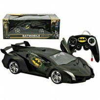 RC CAR BATMOBILE