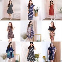 (POP UP AIA) ANEKA DRESS / CELANA / PREMIUM - BAZAR ELEVENIA