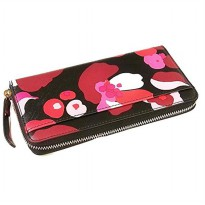 Kate Spade Neda Wallet Saffiano Wonderfloral - Multi colour