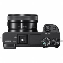 Sony Alpha A6300 Kit 16-50mm Paket 32GB & ACC