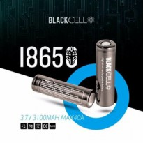 Authentic BLACKCELL 18650 3100mAh 40A Vape Batre Vapor Vaporizer