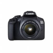 CANON EOS 2000D KIT 18-55MM IS II KAMERA DSLR 24.1MP