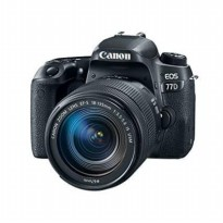CANON EOS 77D KIT 18-135MM - KAMERA DSLR CANON