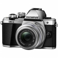 Olympus OM-D E-M10 Mark II Kit 14-42mm EZ - Camera Mirrorless OMD EM10