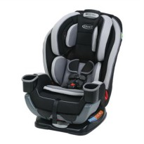 Graco Extend2Fit Convertible Car Seat 1964704 Garner