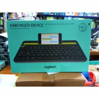 LOGITECH WIRELESS BLUETOOTH KEYBOARD K480