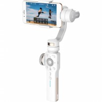 Zhiyun Smooth 4 Gimbal 3-Axis Smartphone Stabilizer - WHITE EDITION