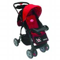 Chloe Baby - Baby Stroller Casual Series EXPEDITION 617 - Red
