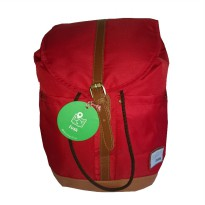 Tuskbag Nuna Tas Ransel Backpack - Red