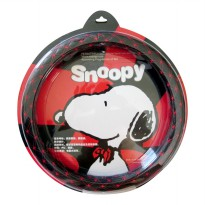 SNOOPY Cover Stir EXCLUSIVE - Corak Bintik Jaring Merah