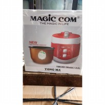 Terbaru magic com yong ma 2liter YMC601 Tn404