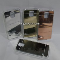 Softshell Mirror Samsung S5 - Mirror Case Bisa ngaca / Cover / Back Case
